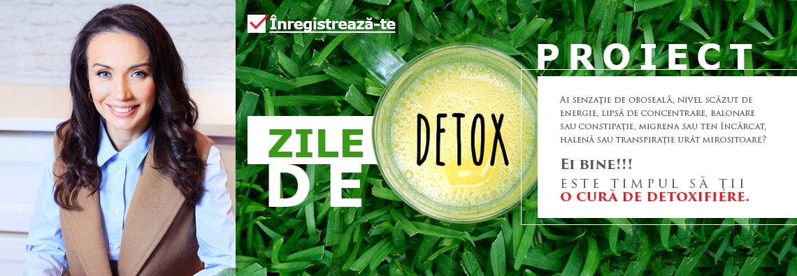 Plan de detoxifiere pentru 7 zile Detoxifiere o saptamana