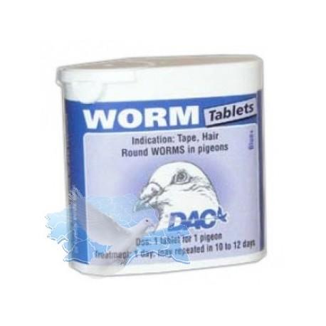 tratament pentru viermi la porumbei)