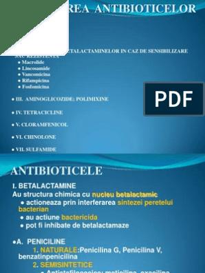 curs de giardia de antibiotice)