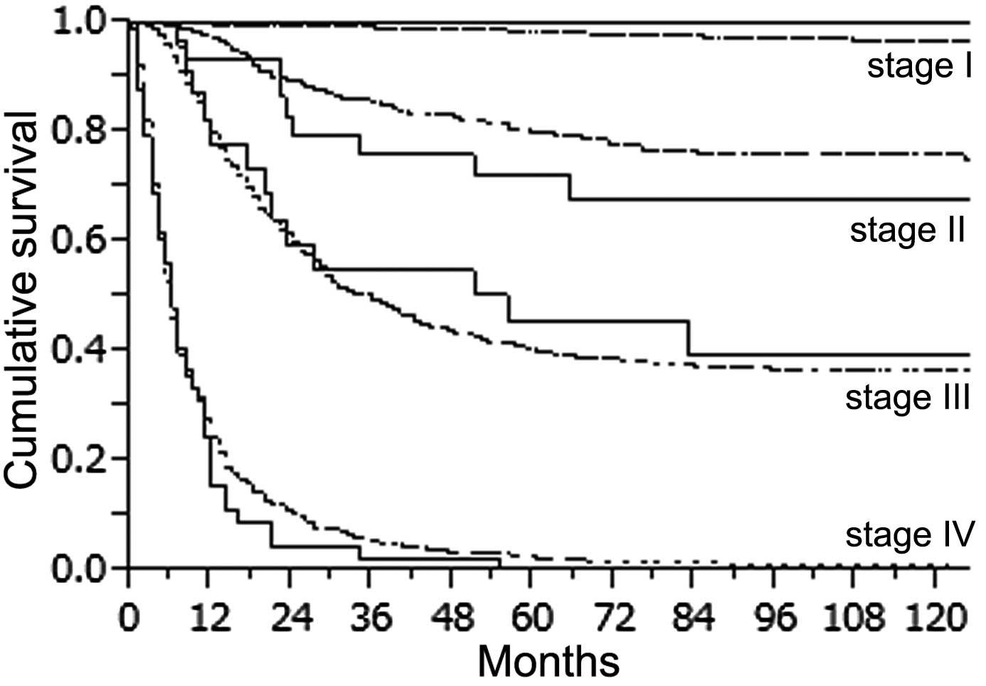 abdominal cancer survival rates
