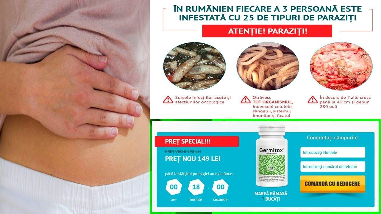 Prevenirea și tratarea paraziților din organism. Anti-paraziți