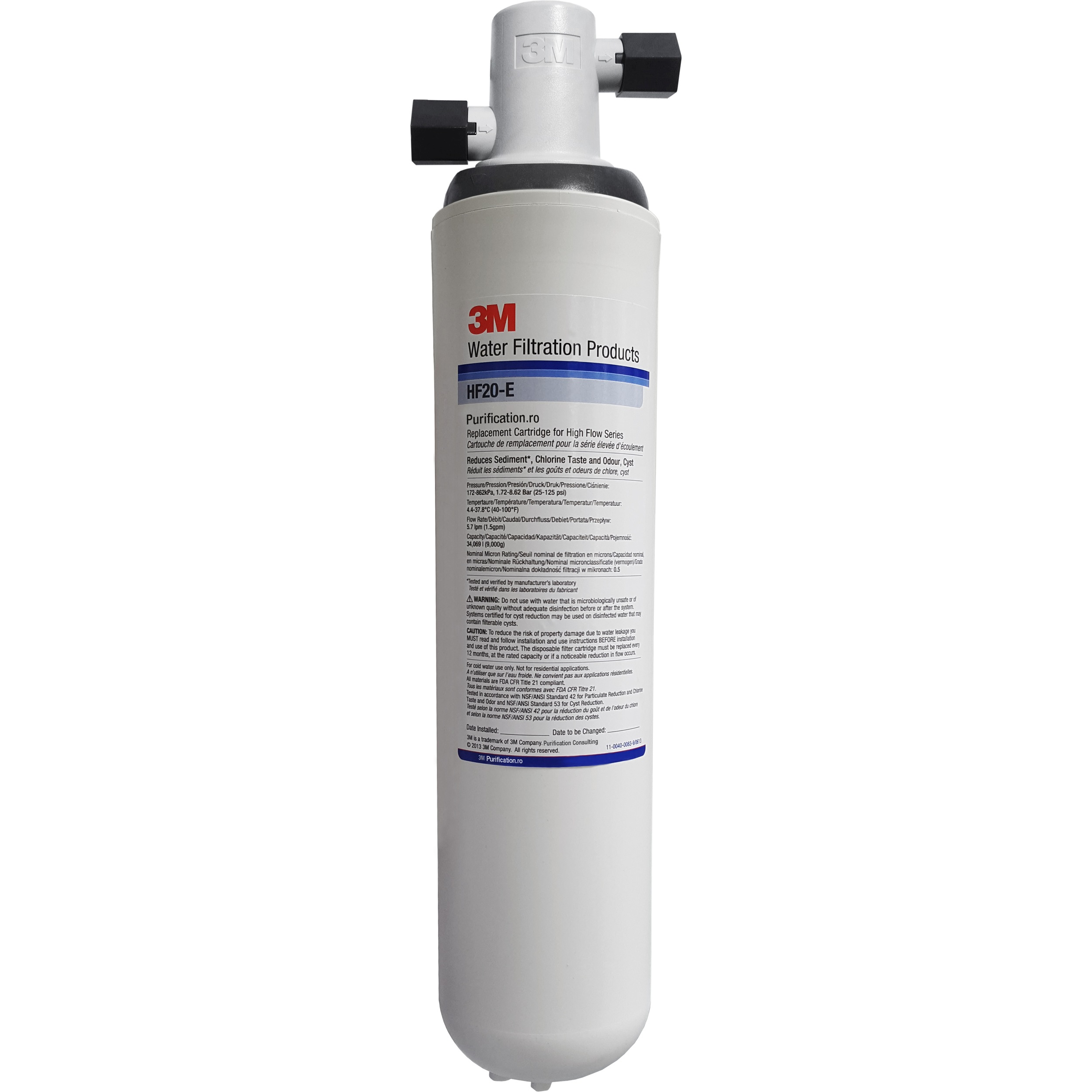 filtru de apa giardia