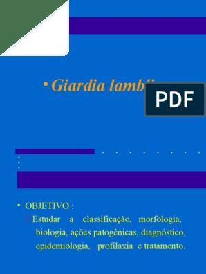 giardia vax bula