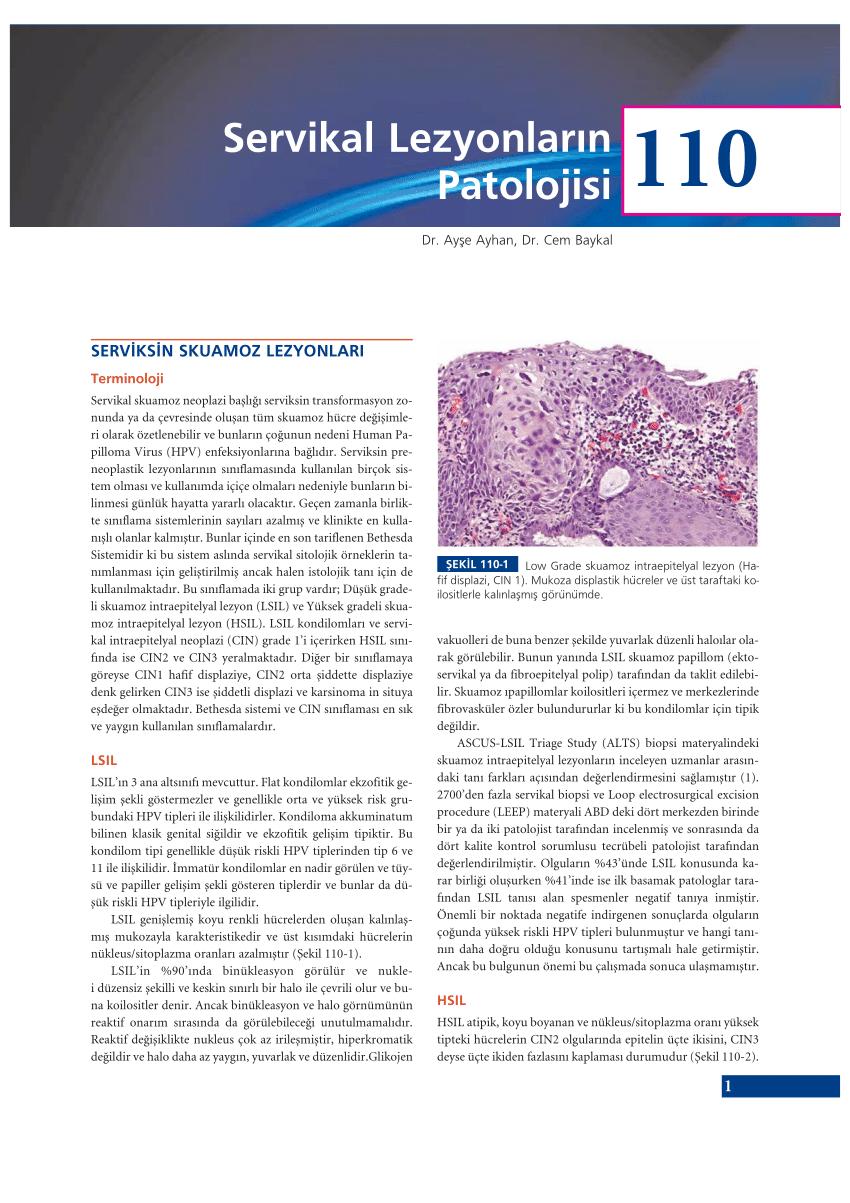 Papillomatosis causes