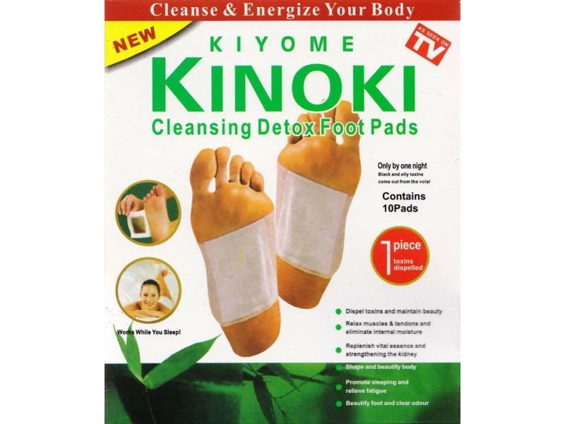 kinoki detox отзывы