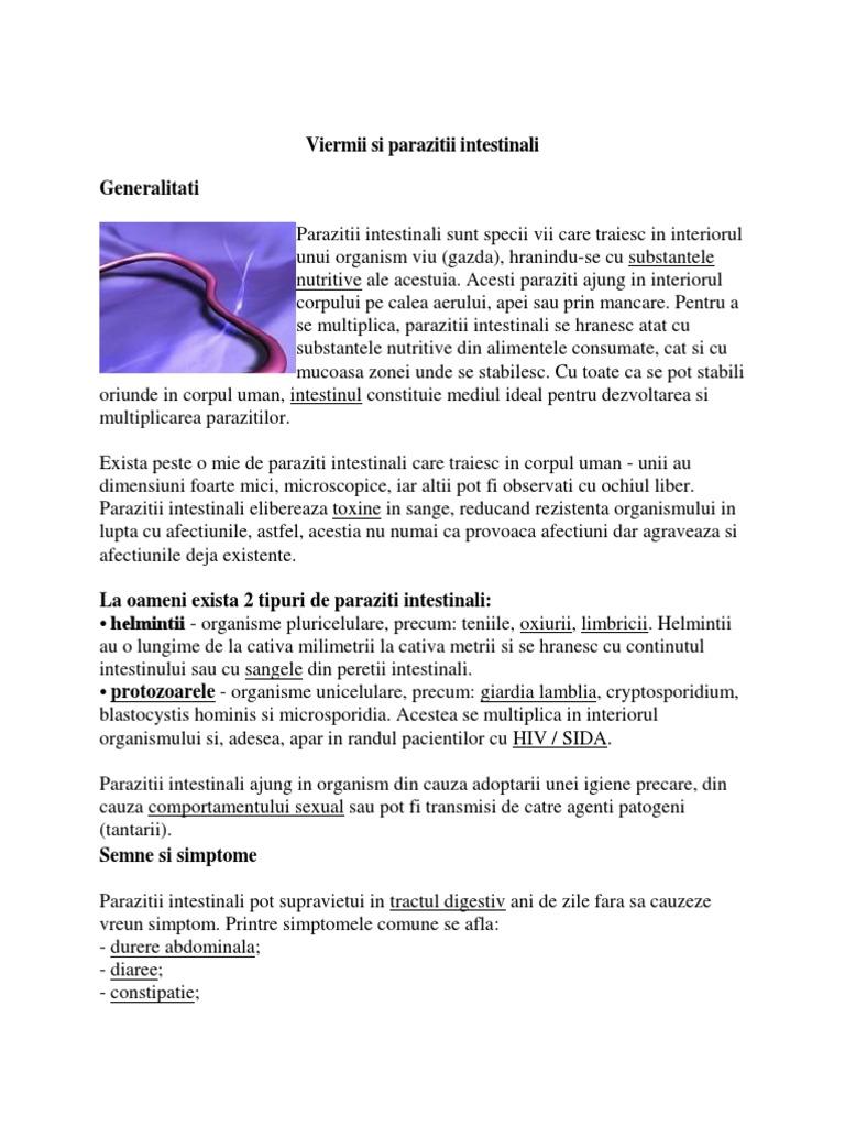 medicamente pentru viermi rotunzi și alți paraziți