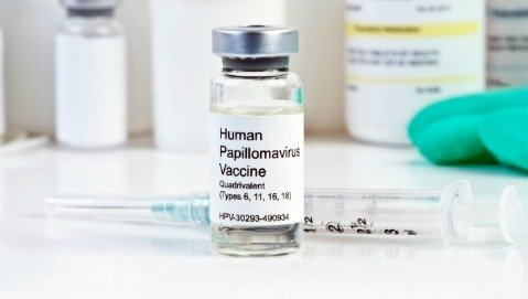 papilloma virus vaccino maschio