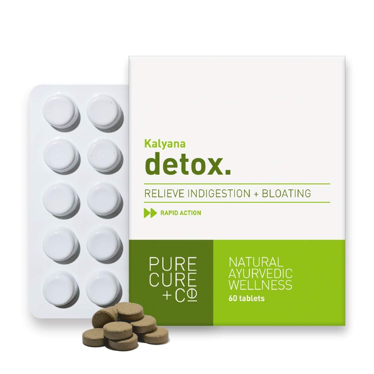 placă de colon detox