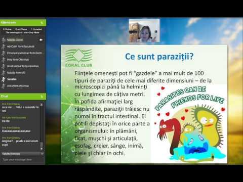 prezentare generală a tratamentelor antiparazitare)