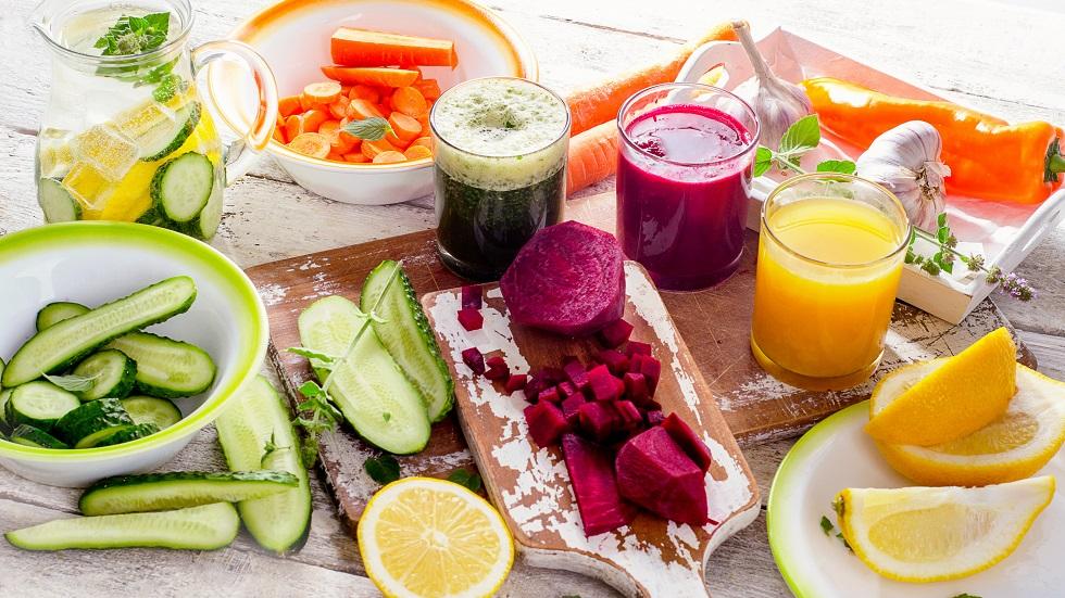 Tratament naturist detoxifiere organism - Produse naturiste detoxifiere