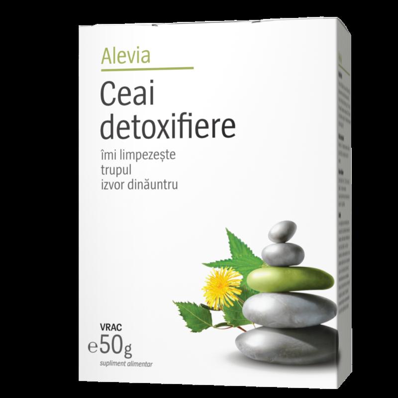 suplimente de detoxifiere din plante medicinale