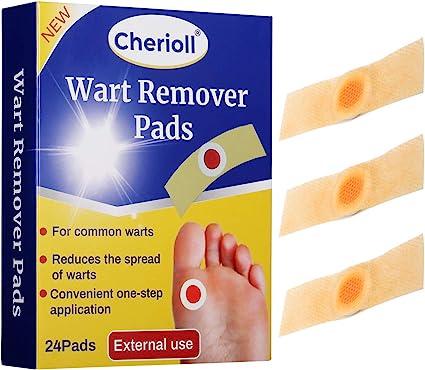 warts on aging skin