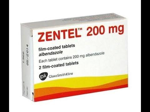 zentel tablet uses in urdu