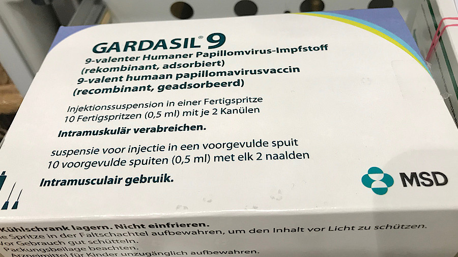 hpv impfstoff gardasil 9 viermi la copii semne și tratament