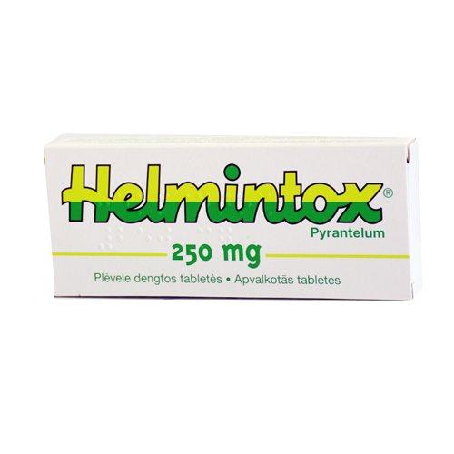 helmintox nuo kirminu pentru persoanele antihelmintice