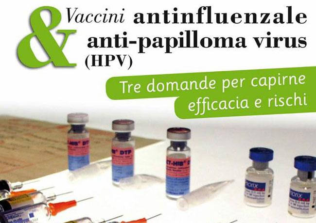 vaccino papillomavirus rischi