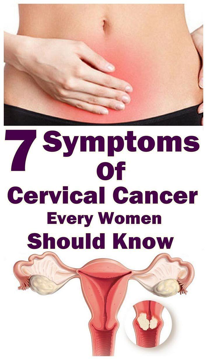 hpv cancer symptoms