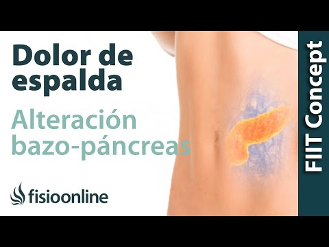 cancer de colon y dolor lumbar