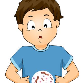 helminti la copii simptome