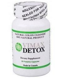 supliment dietetic vimax detox)