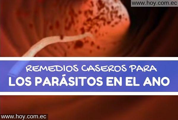 parasitos oxiuros consecuencias
