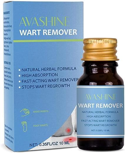 wart treatment liquid)