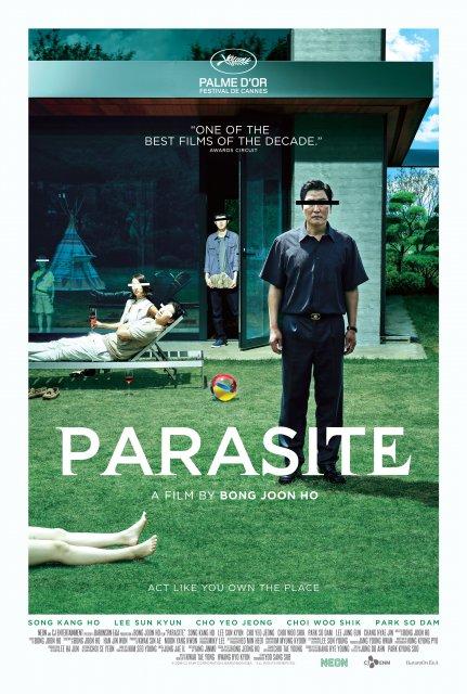 paraziti qartulad 2020)