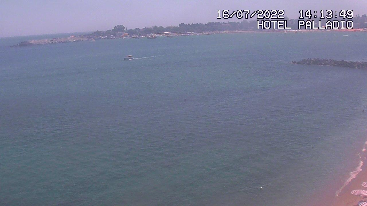 giardini naxos webcam