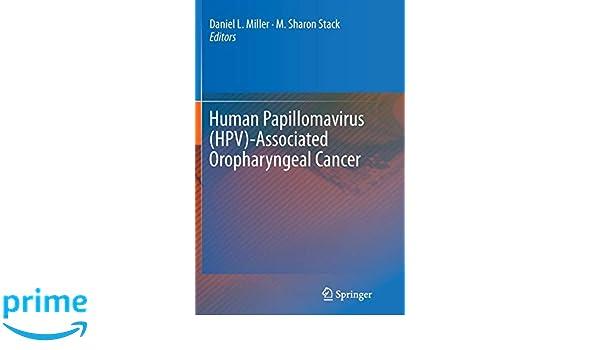 human papillomavirus associated oropharyngeal cancer