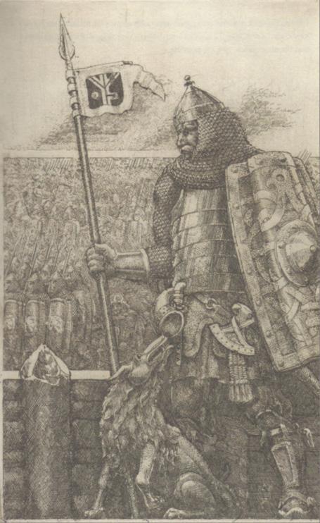 Cel mai recent castrii sunt în contact, Castrumul Legiunii a V-a Macedonica