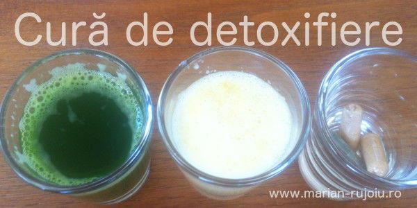 Totul despre cura de detoxifiere