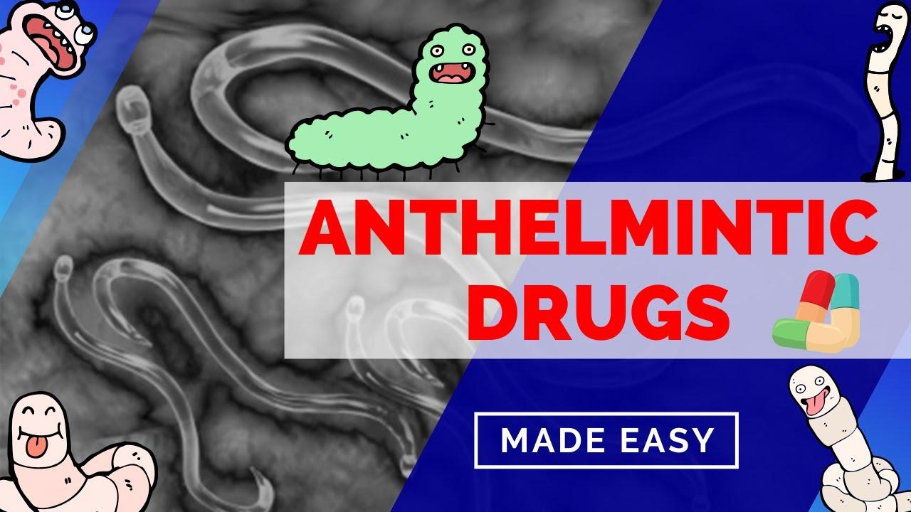 analiza medicamentului parazit helmifag