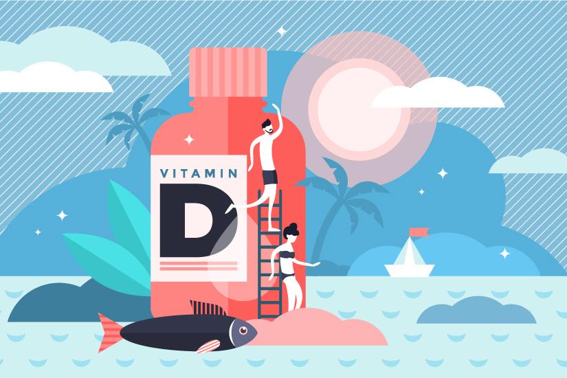 deficiență de vitamina d giardia
