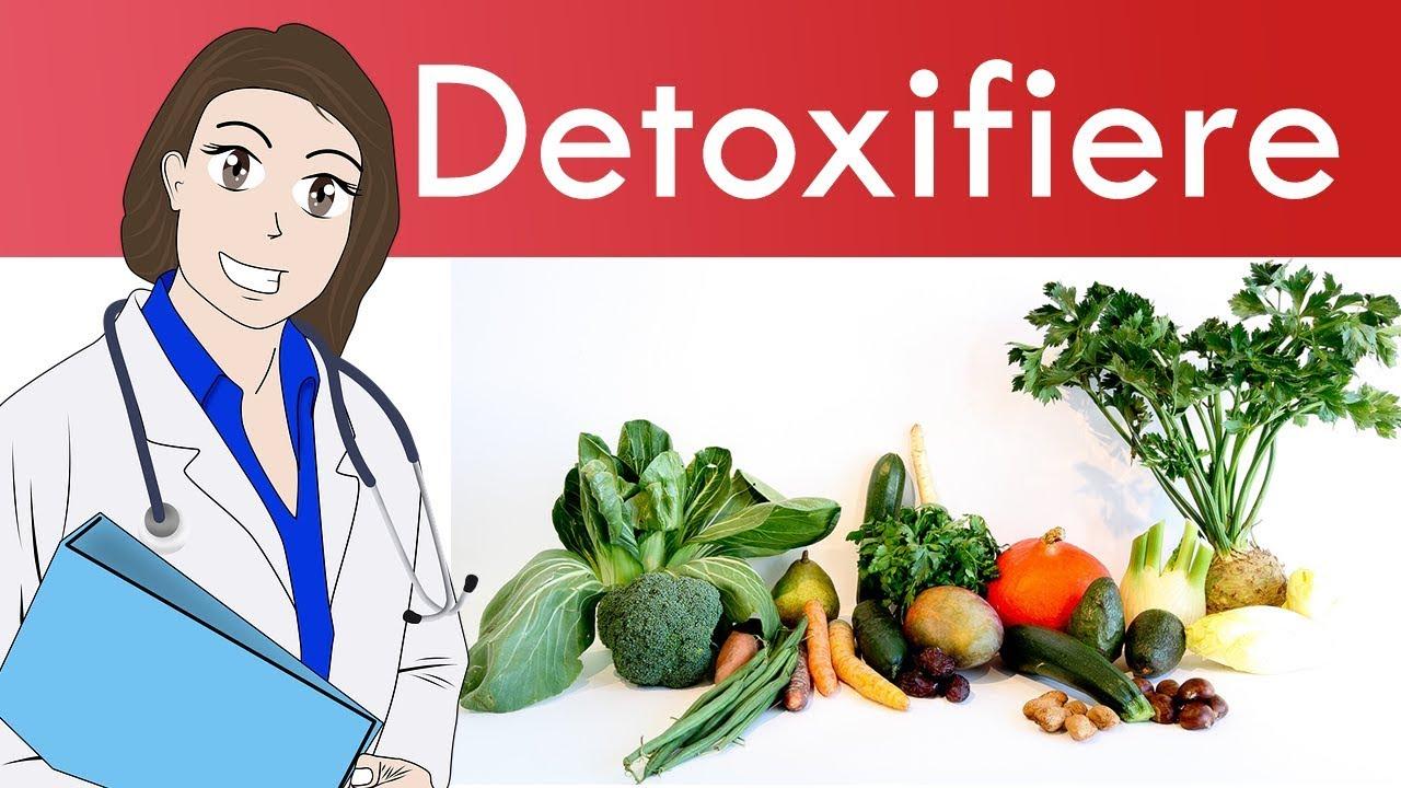 detoxifierea corpului și a minții