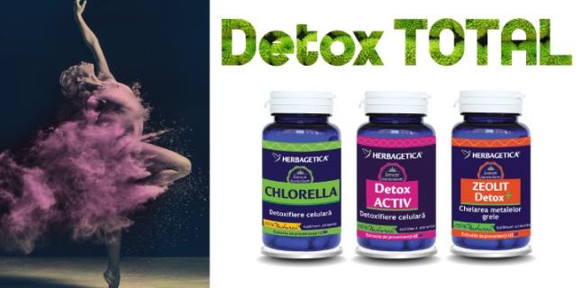 detoxifiere a corpului
