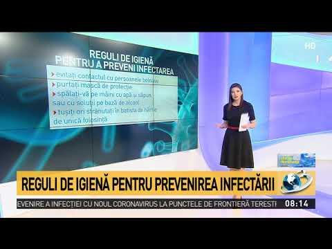 Prevenirea viermilor în algoritmul copiilor