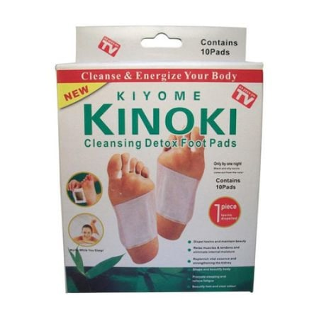 Plasturi Kinoki pentru detoxifiere, 10 buc - pret