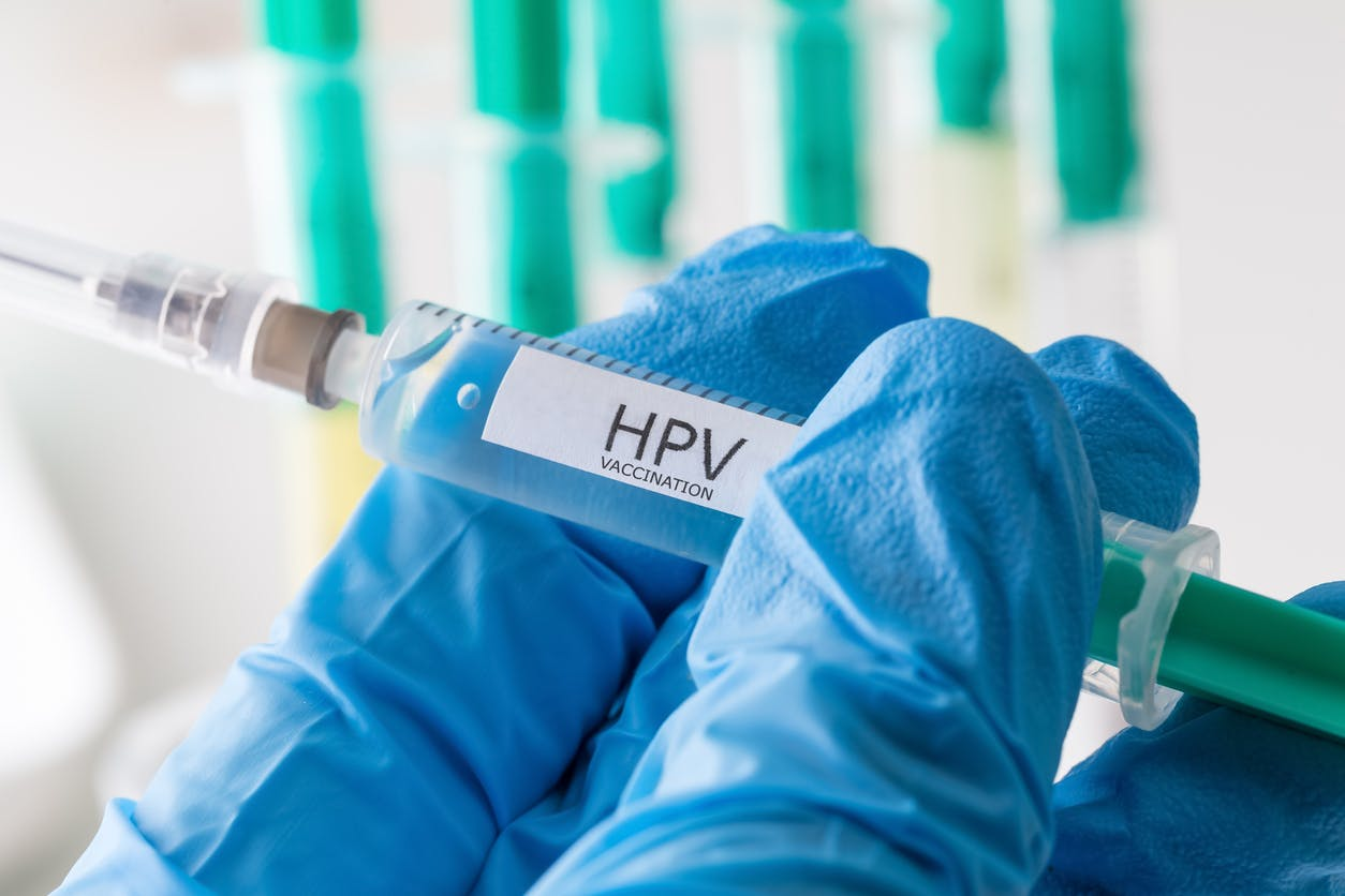 Vaccin papillomavirus effets secondaires cervarix