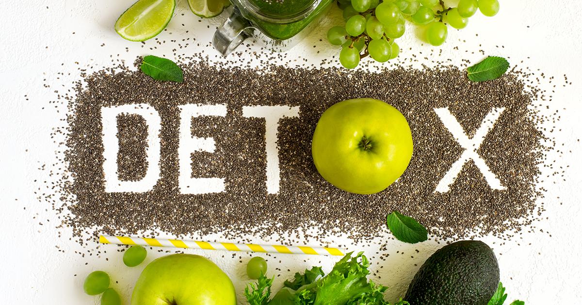 etapele de detoxifiere