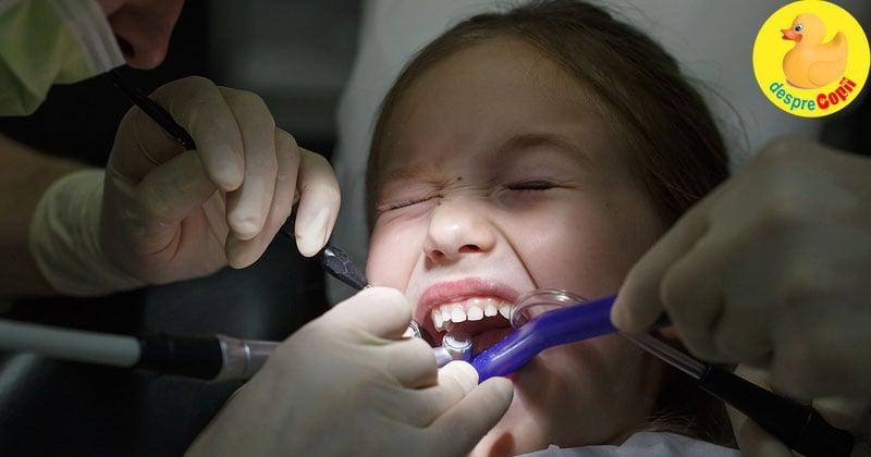 un medicament anestezic pentru copii