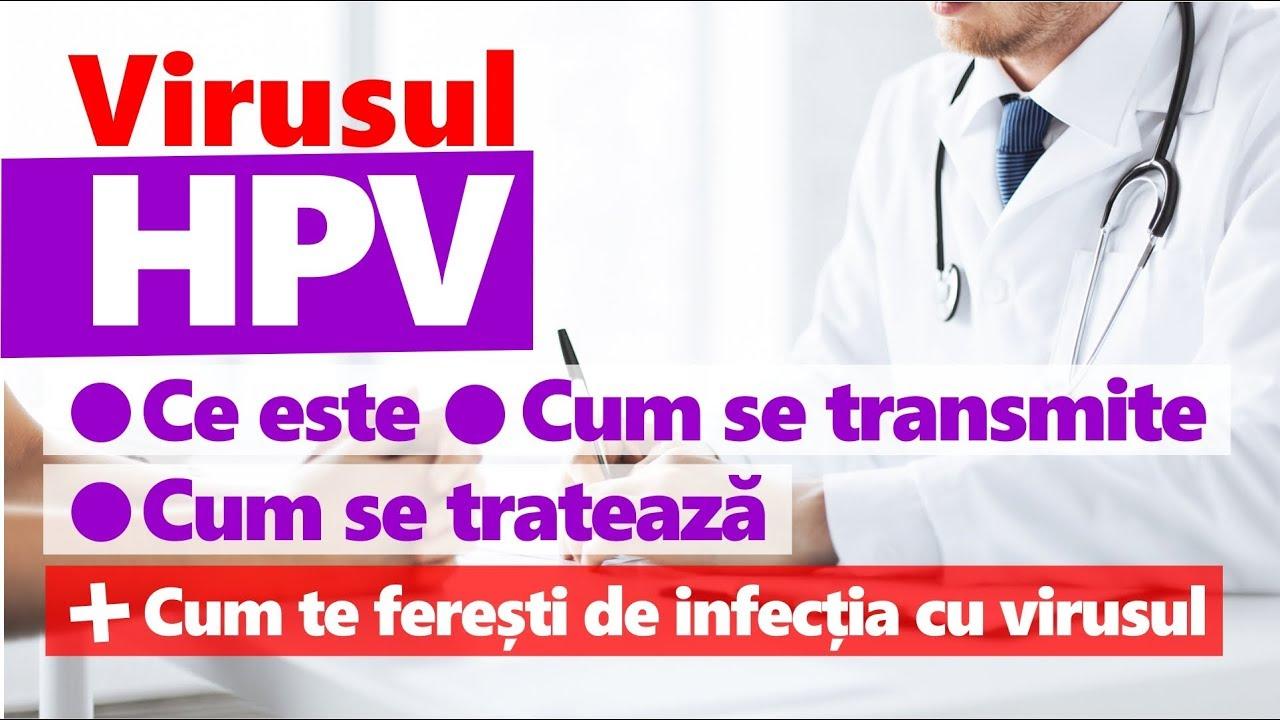 cum se tratează HPV la femei)