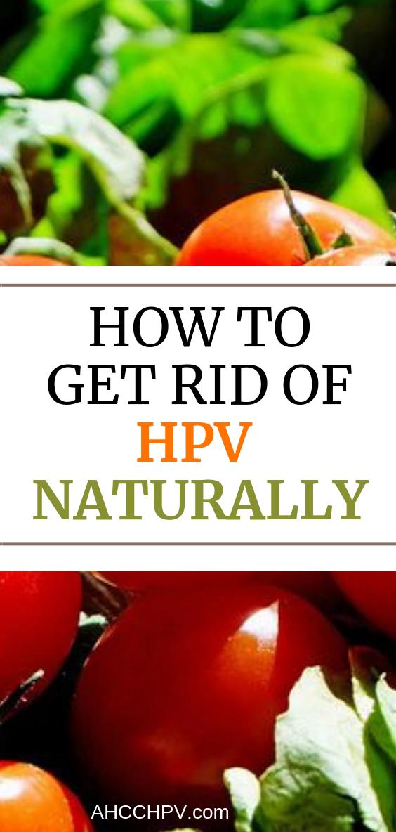 hpv alternative treatment