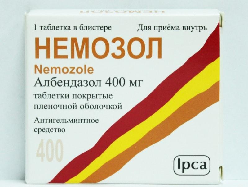 Drog de pinworm, Enterobiasis behandling