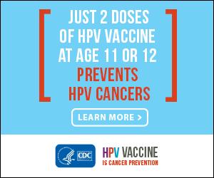 human papillomavirus vaccine cdc