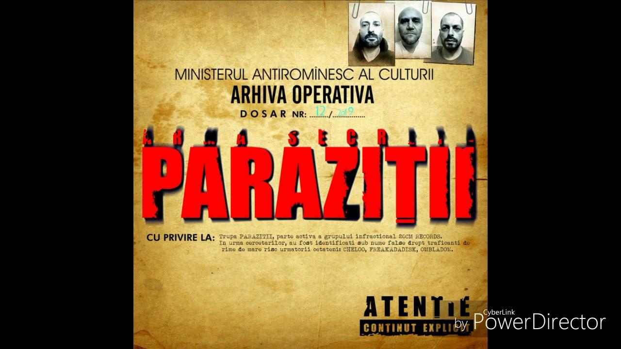 parazitii unde se termina visele)
