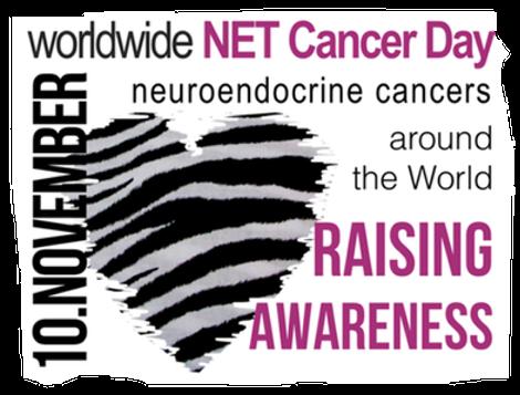 Neuroendocrine cancer awareness. Meniu de navigare