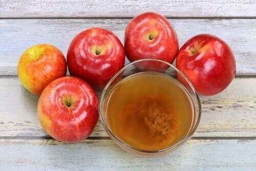 aceto di mele e papilloma)