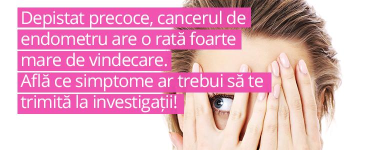 cancer de endometru tratament)