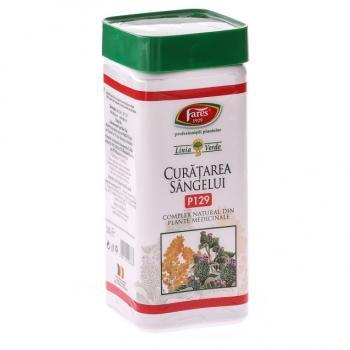 ceai de curatare a sangelui fares