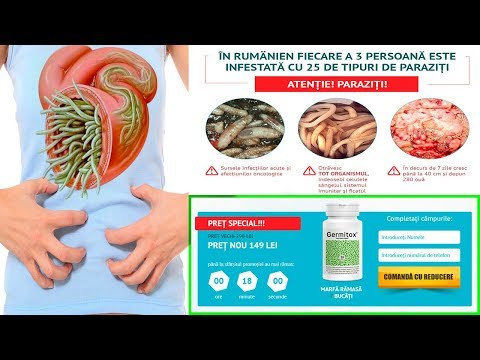 medicament parazit uman